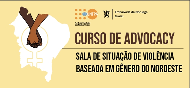 """Fundo de População da ONU oferece curso para """"reverberar a voz"""" de mais de 50 lideranças que lutam contra a violência baseada em gênero no Nordeste"""