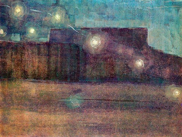 Чюрлёнис Микалоюс Константинас - Искры (II). 1906