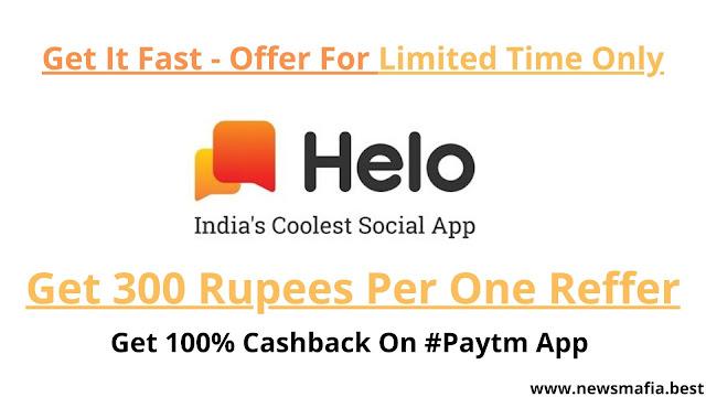 How To Earn Money In Helo App