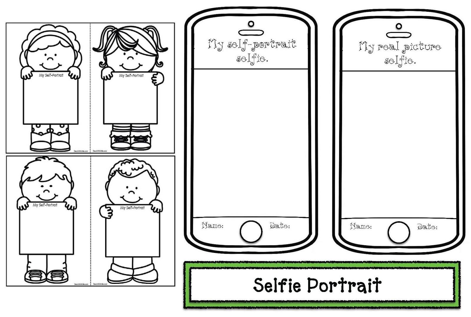 Make A Selfie Portrait