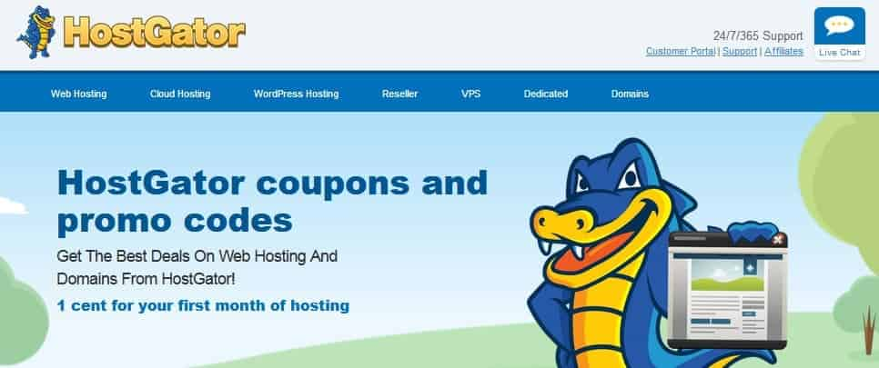 How to buy free hosting and domain name from HostGator? | best hosting