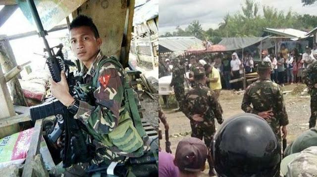 ''Bom Saja Tempatku Pak'' Tutur Tentara Ini yang Pada akhirnya Kehilangan Nyawa Untuk Negara
