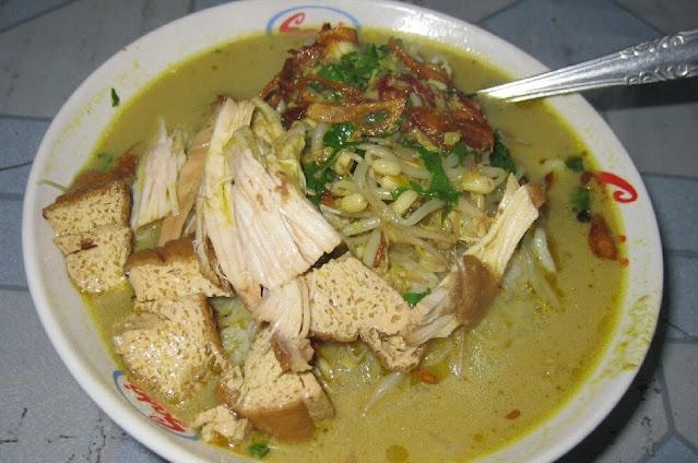 Kuliner Makanan Khas Magelang - Nasi Lesah Magelang