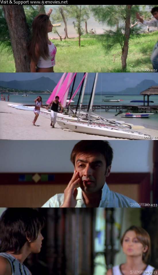 Girlfriend 2004 Hindi 480p HDRip