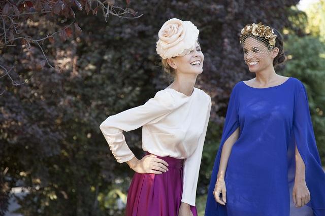 DIY Cómo hacer vestido de capa, para invitadas de bodas. Patrones ropa mujer.
