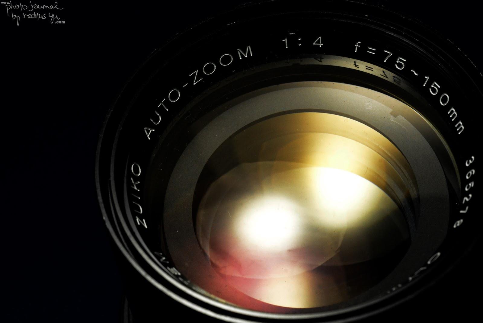 Olympus Zuiko 75-150mm f/4 (Nikon mount)
