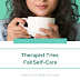 Therapist Tries Fall Self-Care