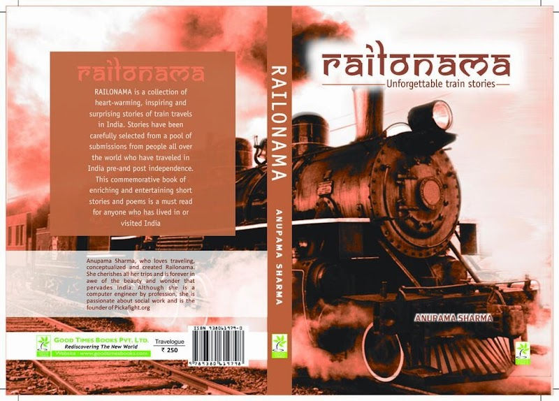Railonama - An anthology