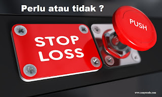 perlu atau tidak pakai menggunakan stop cut loss belajar trading saham forex money management