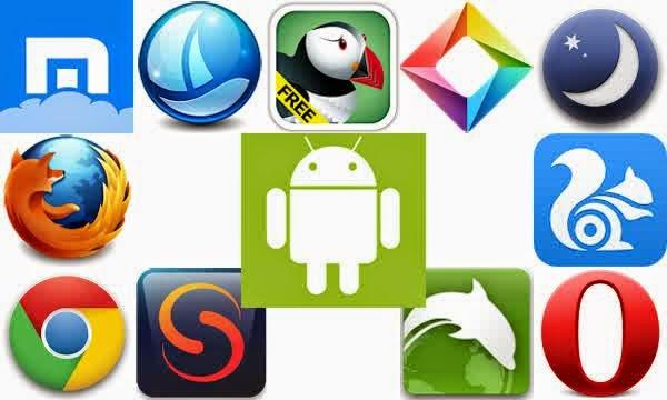 3 Browser Android Terbaik