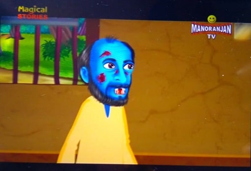 Magical StoriesWatch on Manoranjan TV channel, Know Cartoon show name and timing