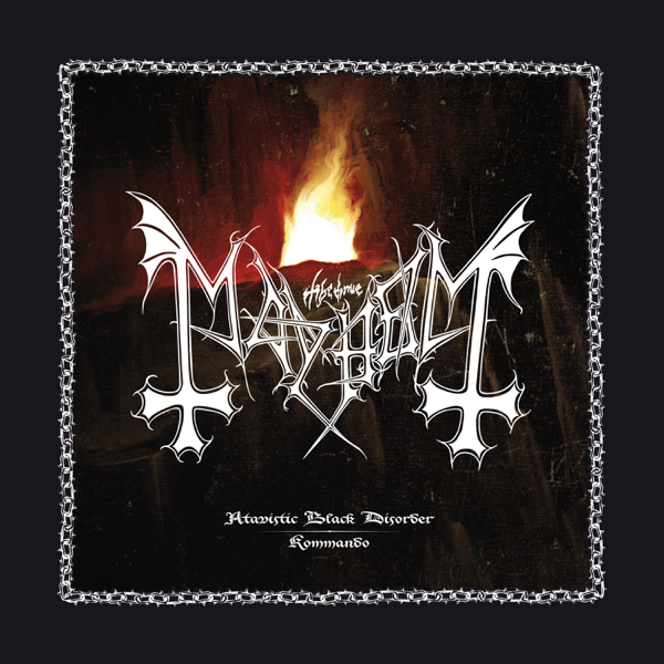 Mayhem Atavistic Black Disorder / Kommando EP Download zip rar