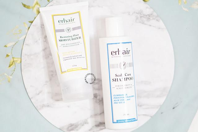 Erhair-Shampoo-Conditioner-untuk-rambut-bercabang-rusak