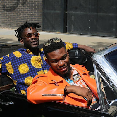 Nonso Amadi new self-produced EP titled 'Free' which features Mr Eazi and Simi, Is A Unique Blend of Afro-Fusion
