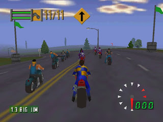 Jogue Road Rash 64 online grátis