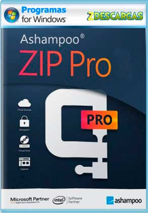Ashampoo ZIP Pro [2021] Full (Español) [Mega]