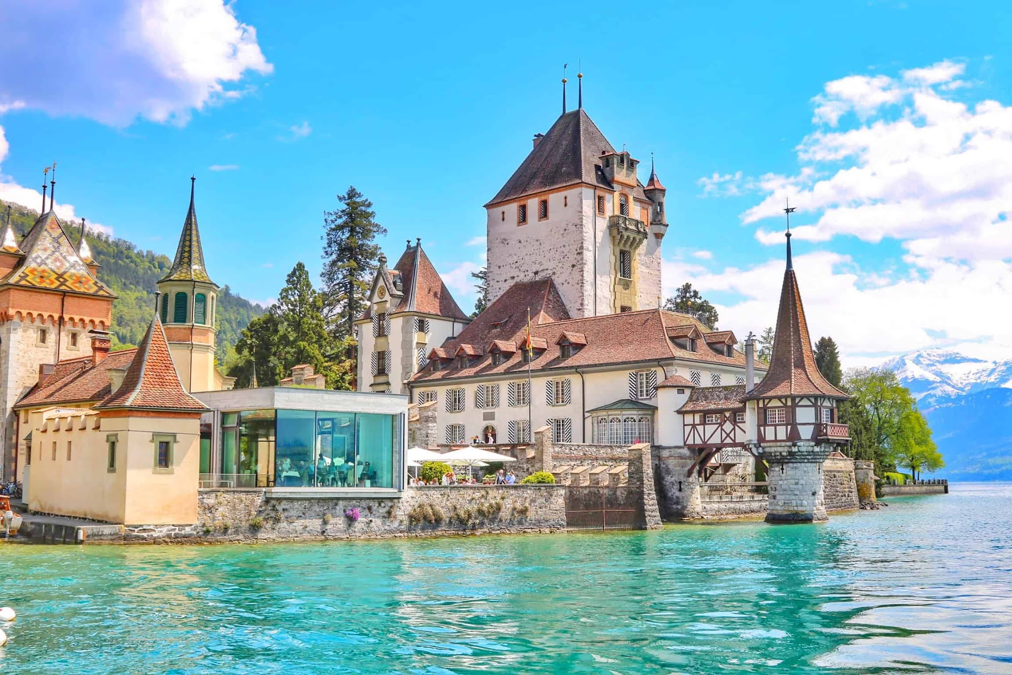 Spiez Castle History 2