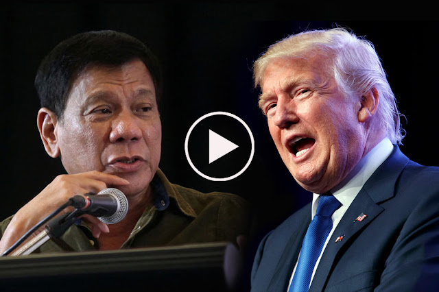 TRUMP: PHILIPPINES' TO THE HIGHEST LEVEL COUNTRY