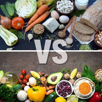 Vegan VS Vegetarian: Myth and Facts