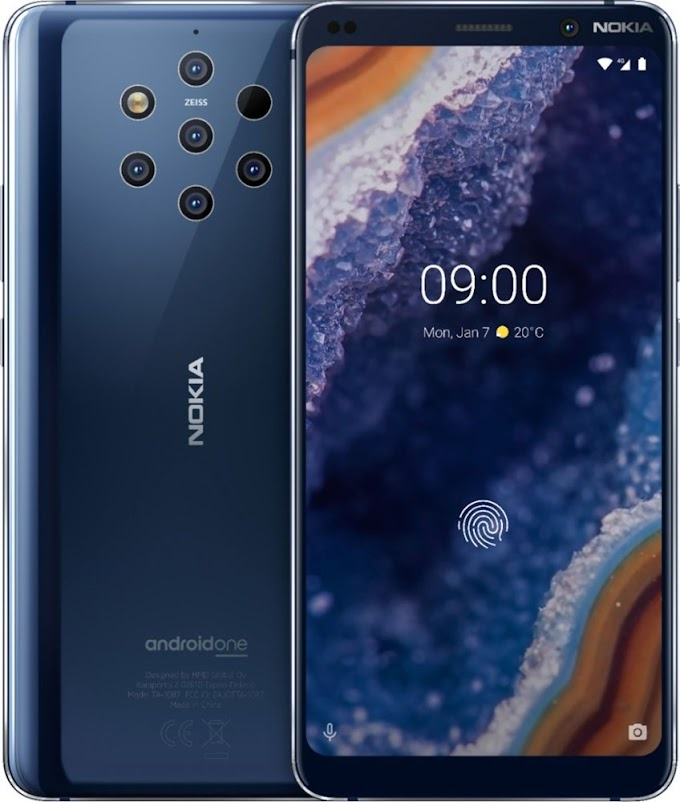 A new update for Nokia 9 PureView spotted