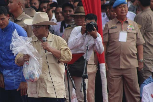 Sayangkan Sikap Prabowo, Tokoh Papua: HRS Saja Dilupakan Apalagi Rakyat Kecil
