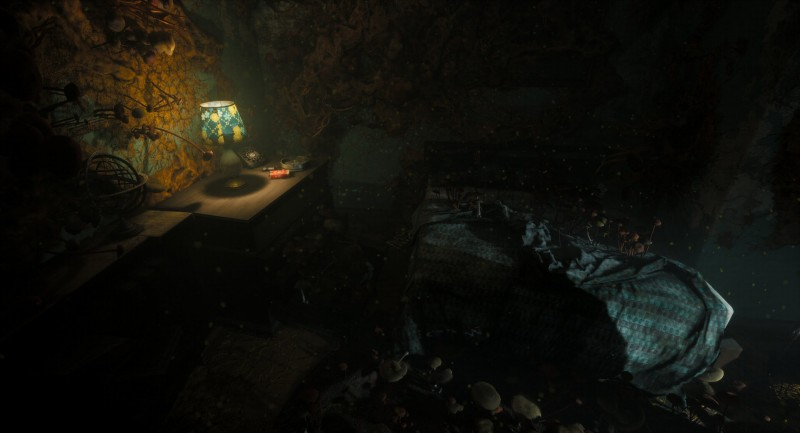 New screenshots of NASCENCE - ANNA'S SONGS