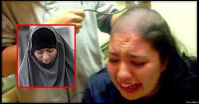 В Италии Мать Обрила 14-Летнюю Дочь Наголо За Отказ Носить Хиджаб