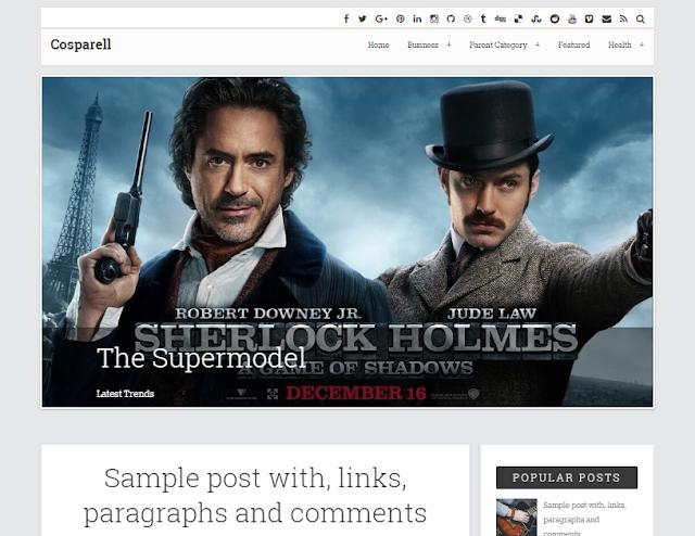 Cosparell Blogger Template                                                                                                                                                                                                                                                                                                                                                                        http://blogger-templatees.blogspot.com/2016/06/cosparell.html
