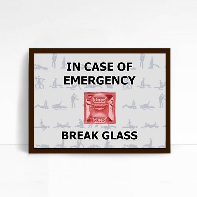 Emergency Naughty Frame