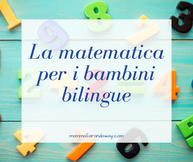 matematica e bilinguismo
