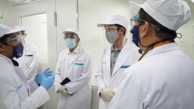 Bos Kalbe Farma Umumkan Harga Obat Covid-19 Rp 3 Juta per Dosis