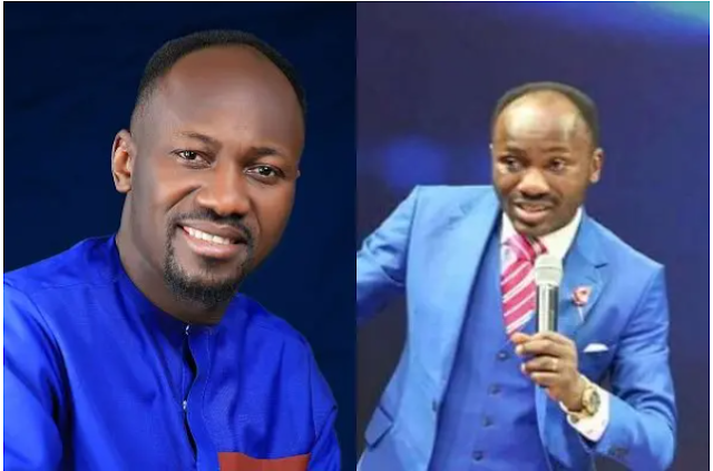 """Saying COVID-19 pandemic shouldn't end was a slip of tongue""- Apostle Suleman"