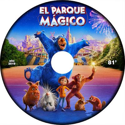 El parque mágico - [2019]
