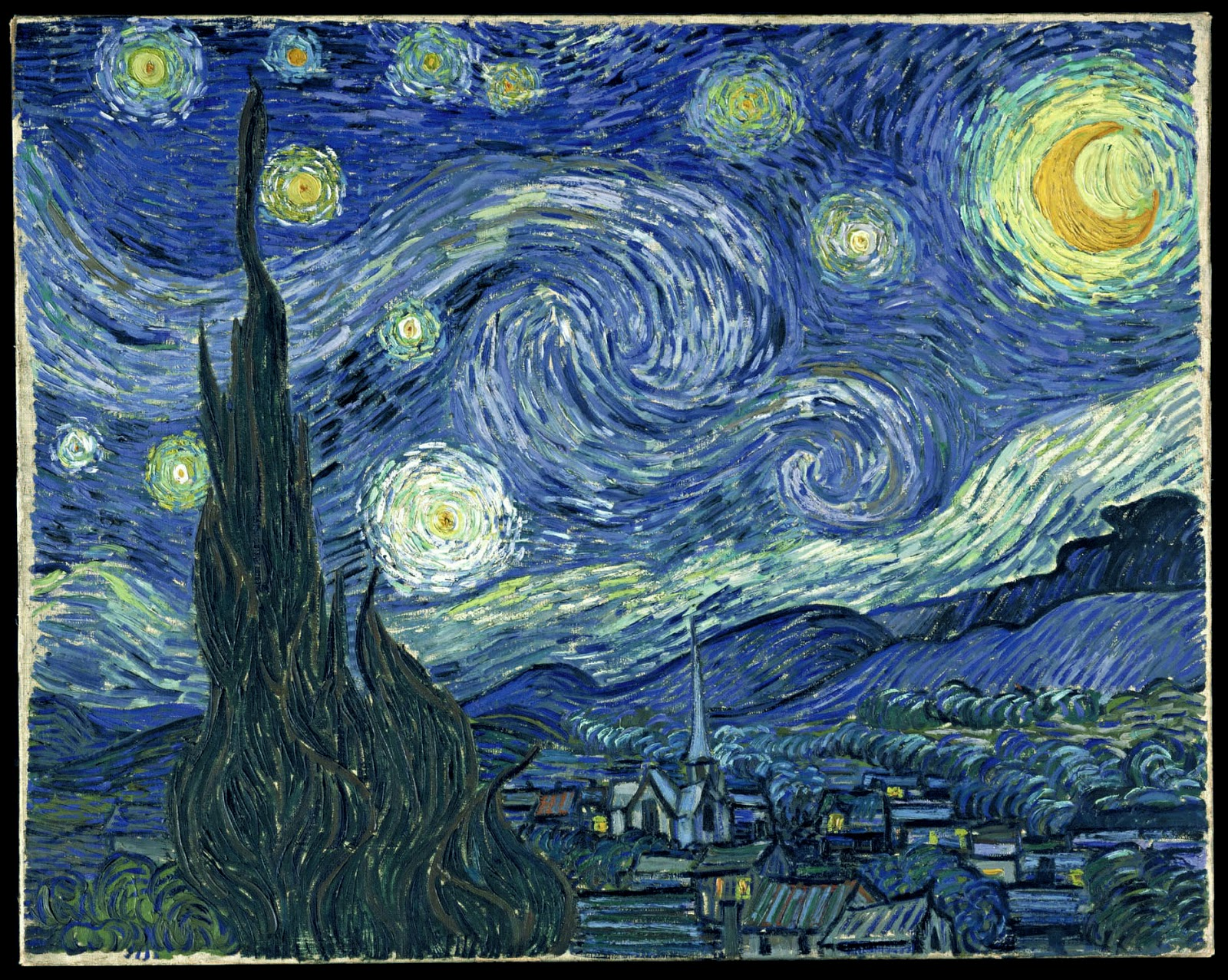 Imagenes De Pinturas De Van Gogh Wallpapers Cuadros Arte New Hd Wallon