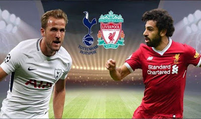 Live Streaming Tottenham Hotspur vs Liverpool EPL 15.9.2018