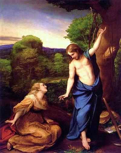 Yesus dan Maria Magdalena