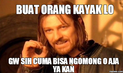 10 Meme Kocak 'O Aja Ya Kan' ala Young Lex Ini Leh Uga