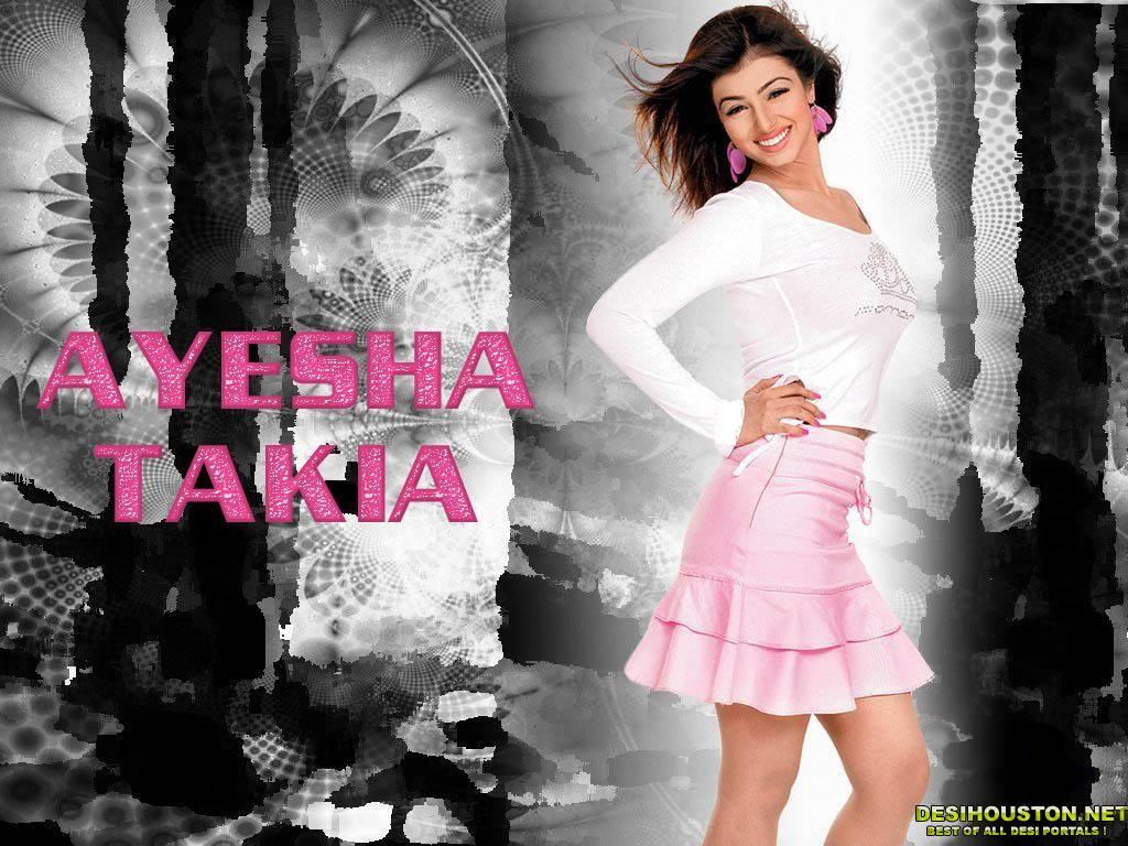 Ayesha Takia Sexi Photos