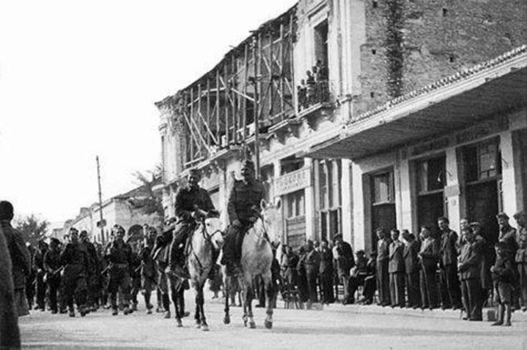 Ξεκινούν οι εκδηλώσεις για την απελευθέρωσή της Λάρισας από τους Γερμανούς (ΠΡΟΓΡΑΜΜΑ)
