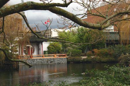 Sun Yat Sen Garden,Vancouver