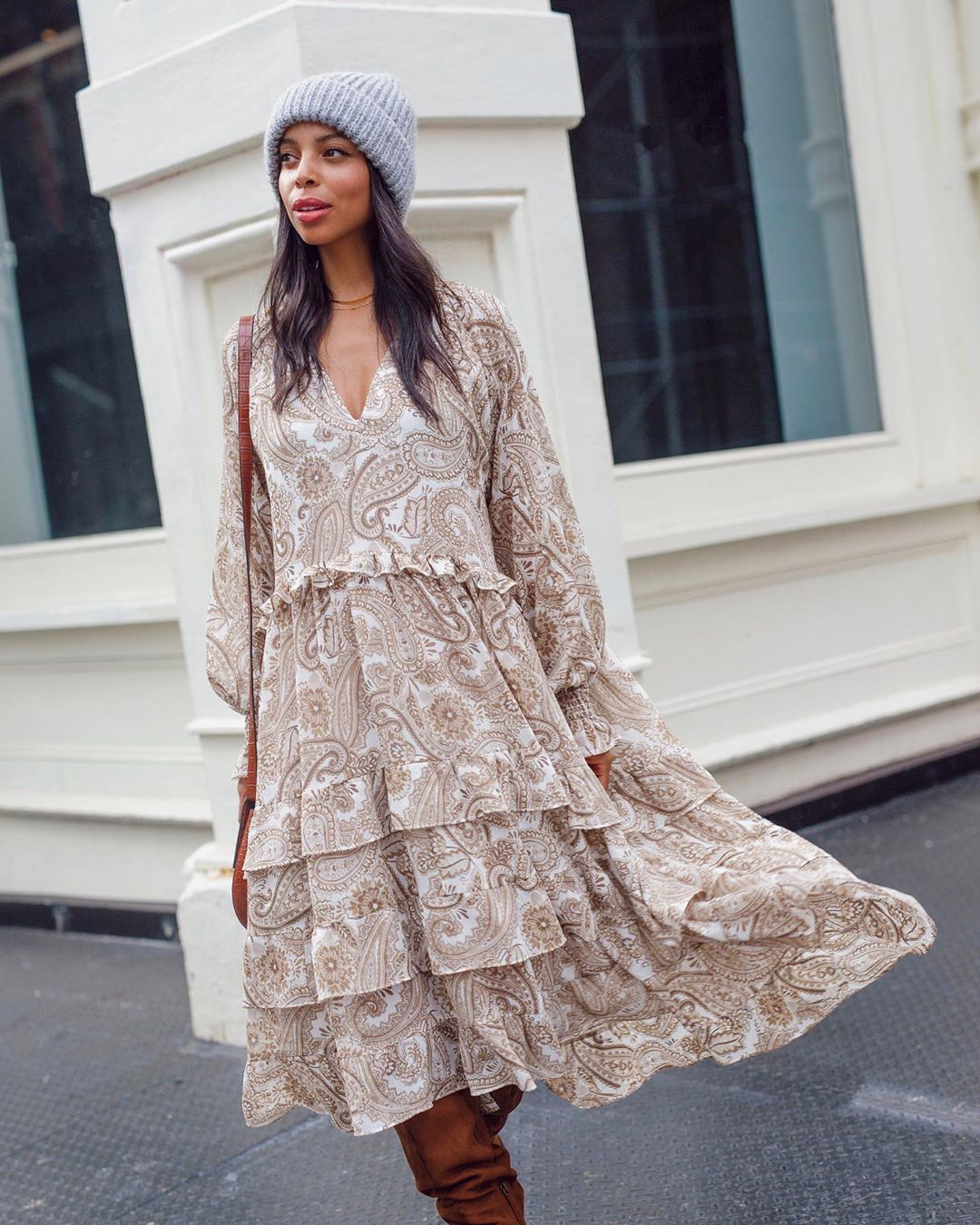 How Style Your Favorite Feminine Dresses for Fall