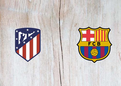 Atletico Madrid vs Barcelona -Highlights 21 November 2020