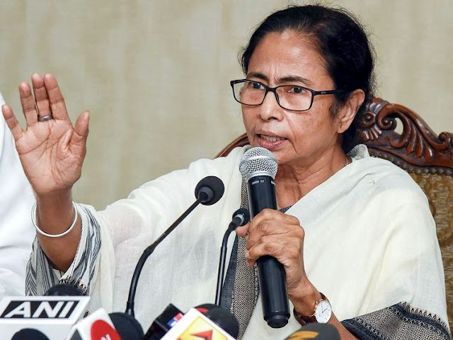 West BENGAL Assembly Election 2021: Leader and Chief Minister of West Bengal Smt. Mamata Banerjee rally live from Bolpur
