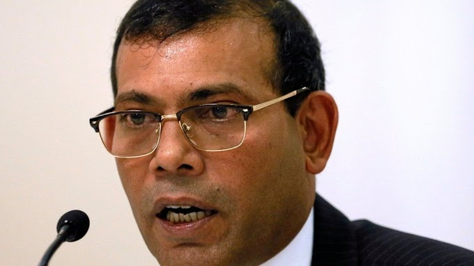 Ex-Maldives President, Mohamed Nasheed Hospitalized After Bomb Explosion At His Home