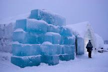 Stories Arctic Kiruna Ice Hotel