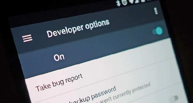Enable Developer Options in Android