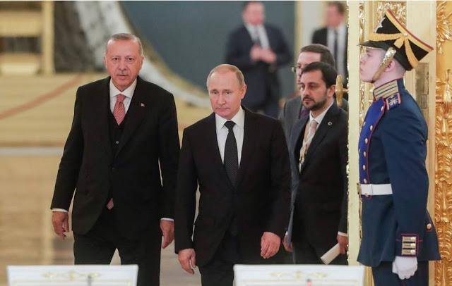 Ο χρυσός του Ιράν και τα απλήρωτα γραμμάτια του Πούτιν