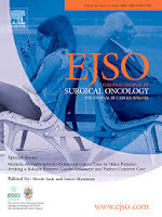 Cover of European Journal of Surgical Oncology