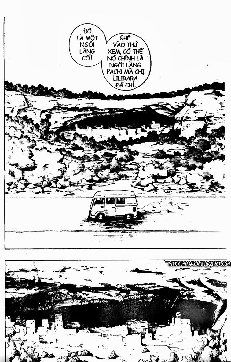 Shaman King [Vua pháp thuật] chap 95 trang 5