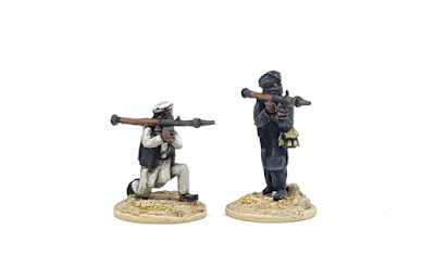 Taliban RPG Miniatures
